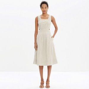 Madewell cutout dress, size 0